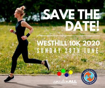 SensationALL Westhill 10K & Children's Fun Runs