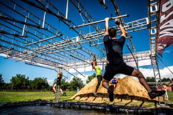 Rugged Maniac 5k Obstacle Race, New Jersey - July 2020