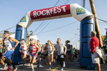 The Smuttynose Rockfest Half Marathon and 5K