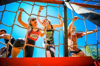 Rugged Maniac 5k Obstacle Race, Virginia - October 2020