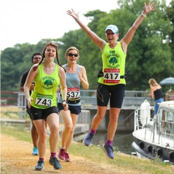 Down Tow Up Flow Half Marathon 2020