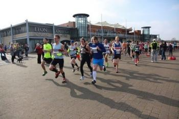 Dorney Lake Half Marathon, 10K and 5K January 2021