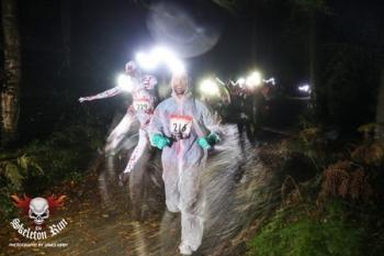 The Skeleton Run, Leicestershire 2020