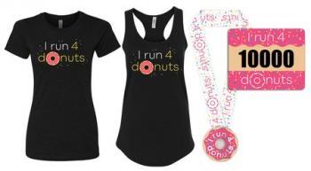 I Run 4 Donuts Virtual Run