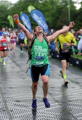 2021 Edinburgh Half Marathon