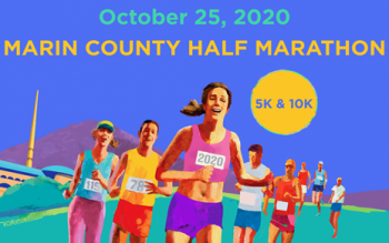 Marin County Half Marathon, 10k & 5k