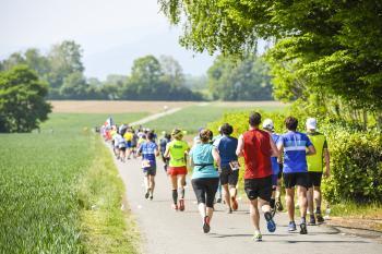 Harmony Geneva Marathon for Unicef