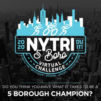 NYTri's 5 Boro Challenge