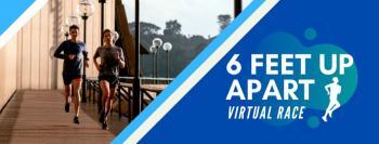 Social Distance Virtual Run Challenge