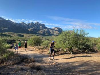 Everyone Runs Catalina State Park 5 and 10 Mile Trail Races and Virtual Option