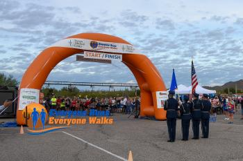 Everyone Runs TMC Veterans Day Half Marathon & 5k at Old Tucson