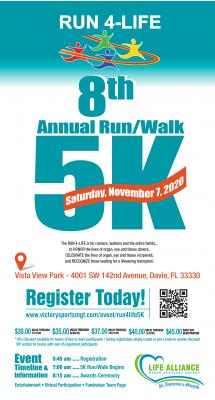 Run 4-Life 5K Walk/Run