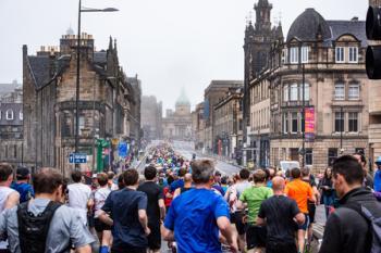 2021 Edinburgh Marathon