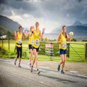 Baxters Loch Ness Marathon, Scotland, October 2021