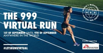 The 999 Virtual Run