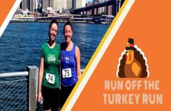 Run off the Thanksgiving Turkey Virtual Run