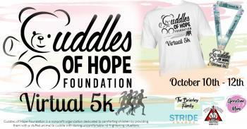Cuddles of Hope Virtual 5k