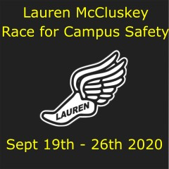 Lauren McCluskey Race for Campus Safety (Virtual)