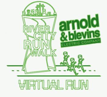 River City Virtual 5K Run/Walk