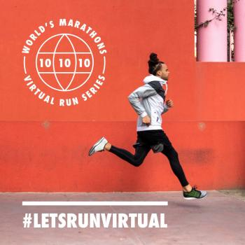 The 101010 Virtual Run