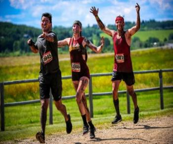 Rugged Maniac 5k Obstacle Race - Columbus