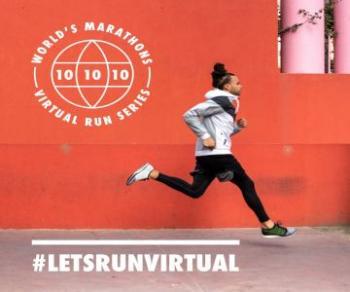The 101010 Virtual Run
