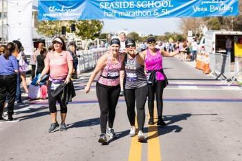 19th Annual Seaside School Virtual Half Marathon + 5K