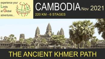 9th GlobalLimits Cambodia - The Ancient Khmer Path