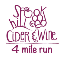Virtual Spook Hill Cider & Wine 4-Mile Run