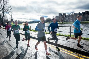 Inverness 5K, 16 May 2021, Scotland