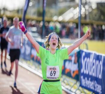 Inverness Half Marathon and 5K, 16 May 2021, Scotland