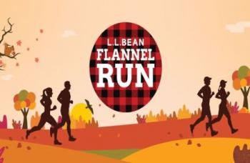 L.L. Bean Virtual Flannel Run