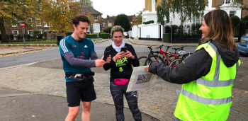 The South London CheckPoint Challenge Race 1 2020