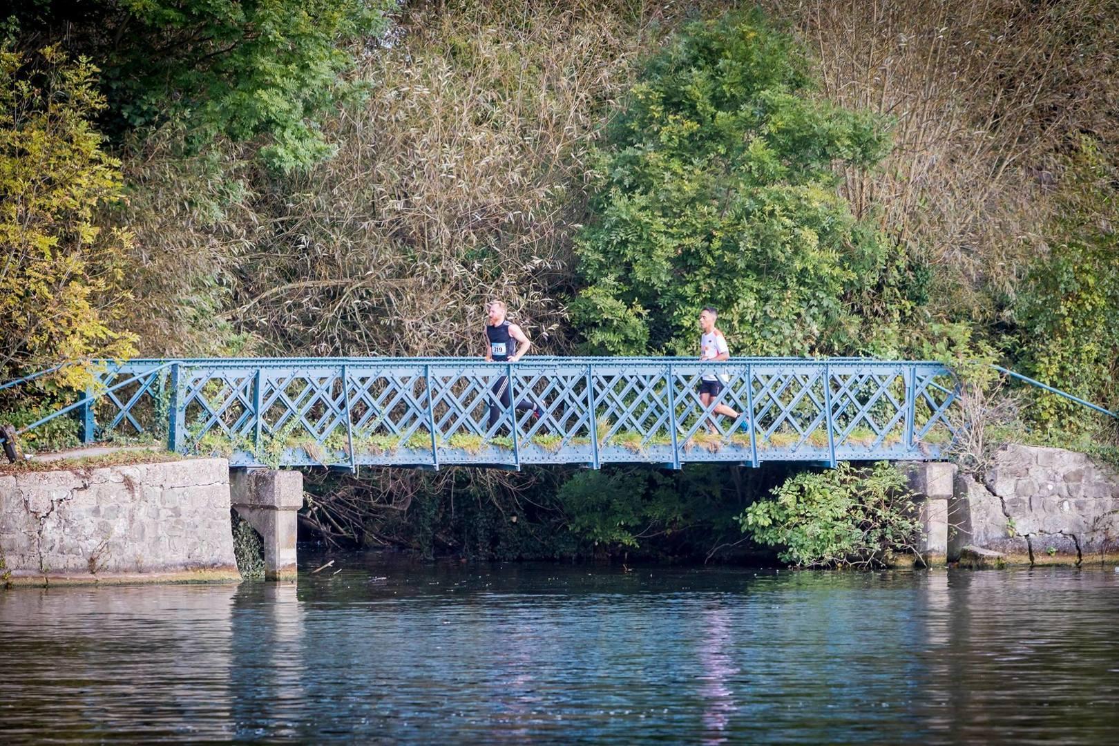 10K Race Henley River Trail Run Sunday 2...