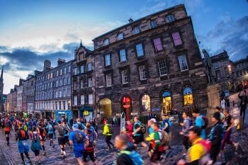 Ultra Tour of Edinburgh