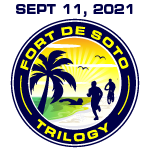 Fort DeSoto Triathlon Trilogy #3