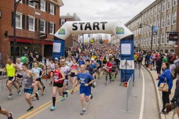Great Bay Half Marathon and 5K
