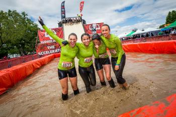 Rugged Maniac 5k Obstacle Race - Atlanta