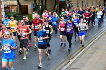 Northampton Half Marathon and the Northampton Size 6