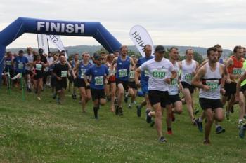 Essex Cross Country 10k Series 2021 - Hadleigh Park
