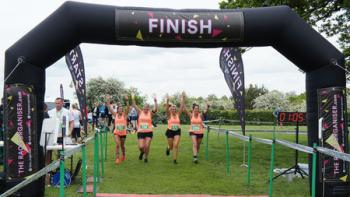 Essex Cross Country 10k Series 2021 - Hylands Park