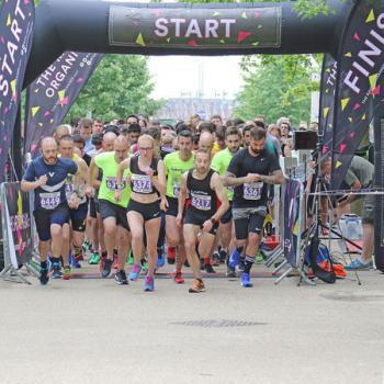 Queen Elizabeth Olympic Park 10K - Saturday 1 May 2021