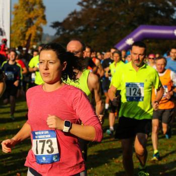 Water of Life 10K and Half Marathon Sunday 24th October 2021
