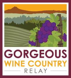 Gorgeous Wine Country Relay