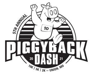 Piggyback Dash 10K, 5K, 2K