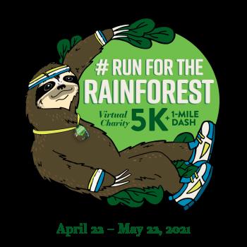 Run for the Rainforest Charity 5k & 1-Mile Dash