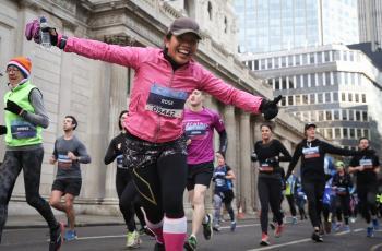 Cancer Research UK London Summer Run 10k, 5 September