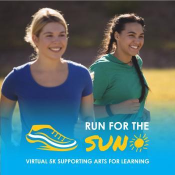 Run for the Sun Virtual 5K