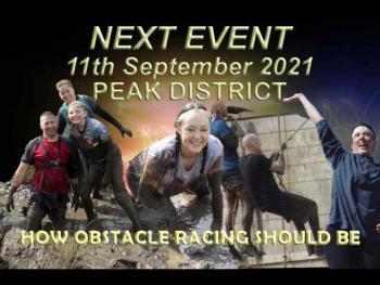 Bog Commander Mud Run & Obstacle Race ~ Peak District