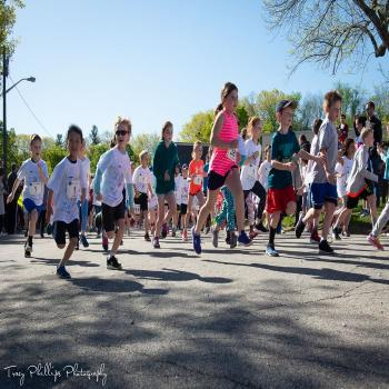The 23rd Annual Exeter Elementary PTO Get Fit in May 5K